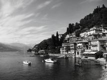 Lake Como Italy by Shannon Jacobs