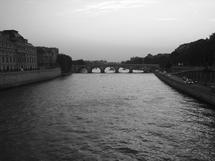 Paris Canal by Shannon Jacobs
