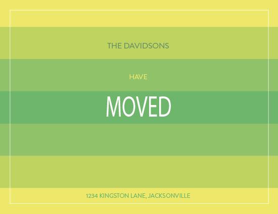 moving announcements - Lemon by Onysia Kolesnikova