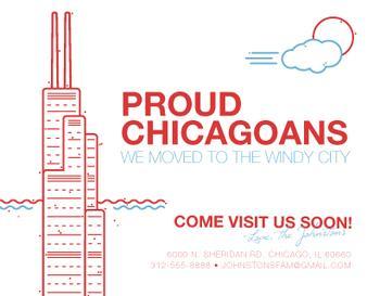 Proud Chicagoans