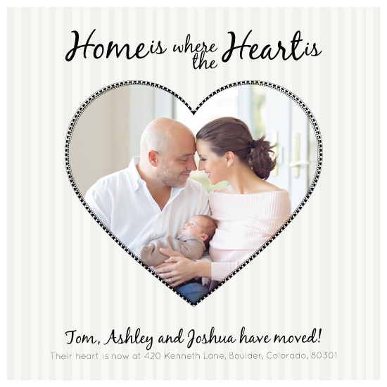 moving announcements - Home and Heart by Laura Castaneda