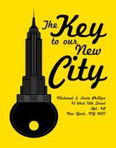 NYC Empire Key by Francesca Leipzig Picone
