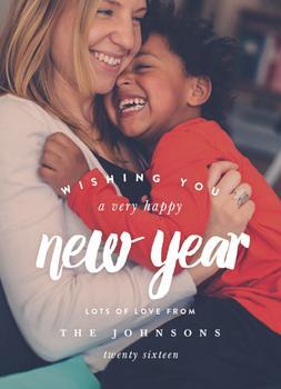 Bold New Year