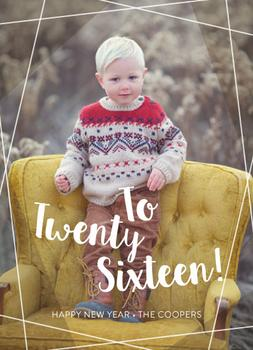 To Twenty Sixteen!