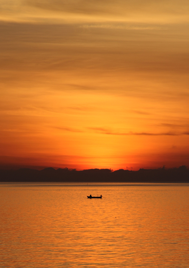 art prints - Thai Sunset by Lauren Ehle