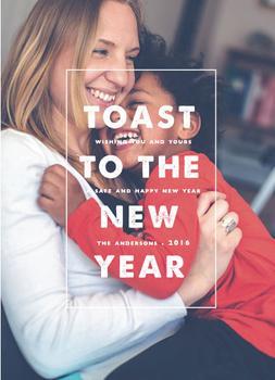 New Year Toasts