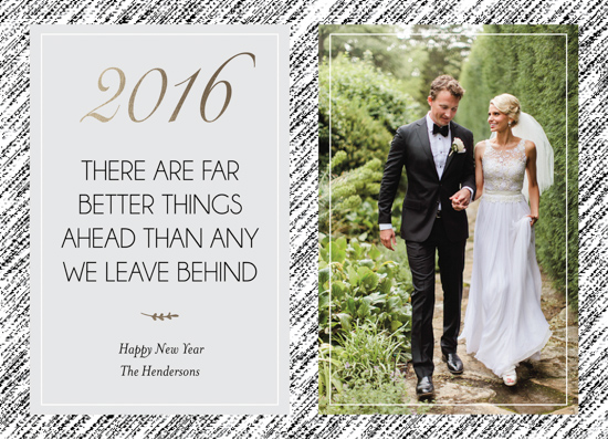 new year's cards - An Inspired New Year :: Better Things Ahead by Megan Lusher Photography