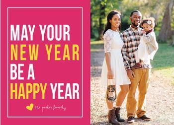 New Year, Happy Year