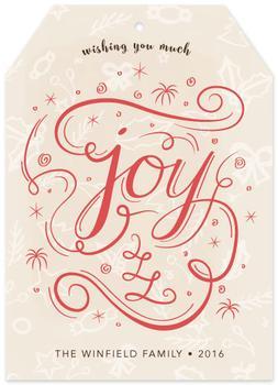 Wishing you much joy