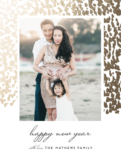 new year's cards - Sparkly by Petra Kern