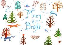 Be Merry and Bright ! by Veronika Seleznova