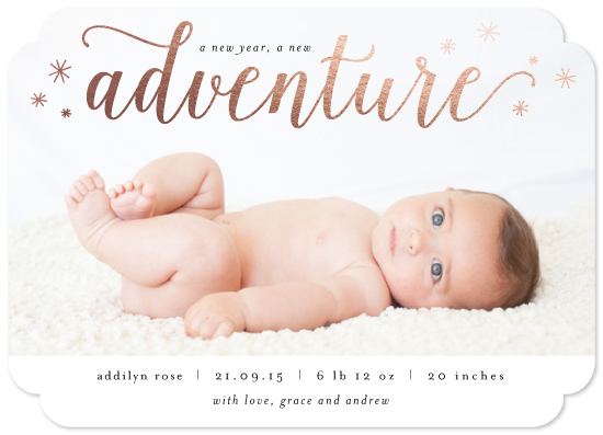 new year's cards - A New Adventure by Kelly Schmidt
