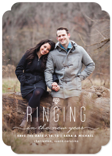 new year's cards - Ringing by Lauren Chism