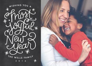 Most Joyful New Year