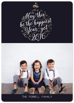 The happiest year