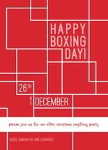 Boxing Day Party by Deanna Wardin