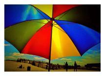 Underumbrella by Richard Fasullo
