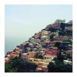Amalfi Coast by Alayne Richardson