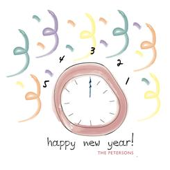 Tick Tock New Years