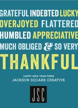 So Very Thankful