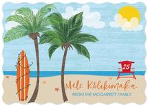 Mele Kalikimaka by West Sheridan