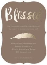 Blessed Thanksgiving by Anita Sears