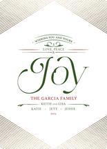 Joy Card by Amanda Kay