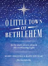 O Little Town of Bethle... by Brittany Jamison