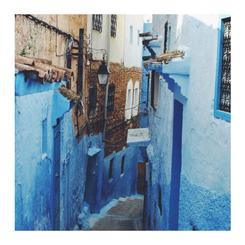Streets of Chefchaouen III