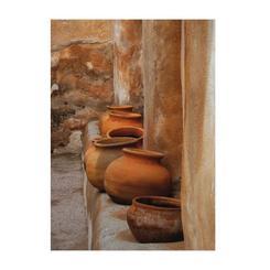 Spanish Mission Pots