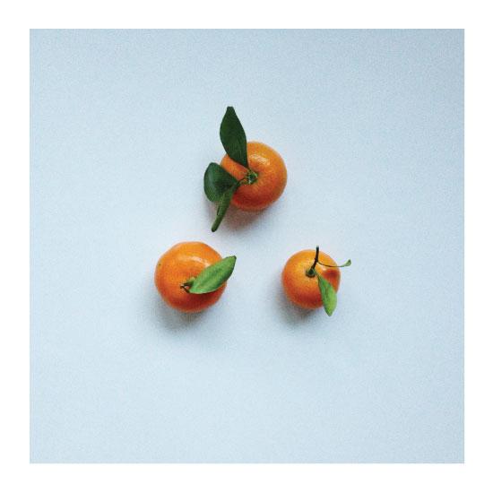 art prints - Orange a'Peel by Adrienne Bley