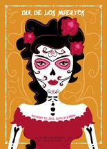 Mexican Day of the Dead by Emma Whitelaw