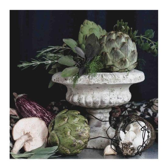 art prints - Vegetable Still Life by Nancy Jeanne Morlino