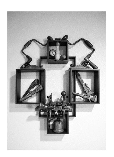 art prints - Tools of History 2 by Brooklyn