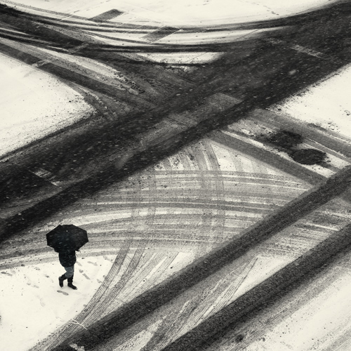 art prints - 34th. Ave by Nick Johnson