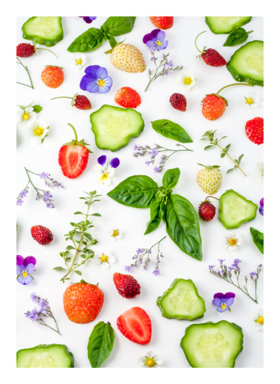art prints - Fresh Picked by Isabel Knez