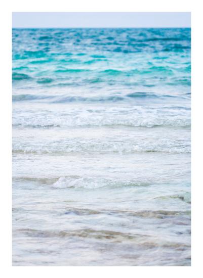 art prints - Sea Breeze by Isabel Knez