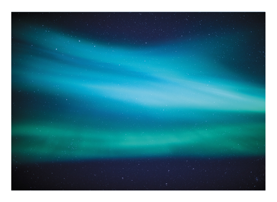 art prints - Alaskan Aurora by Jonathan Howard