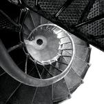 Spiral Sea Staircase by Kimberly Conner