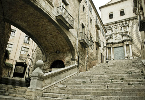 art prints - Spanish Steps by Stephanie Prabulos