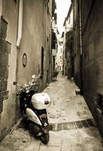 French Alley by Stephanie Prabulos