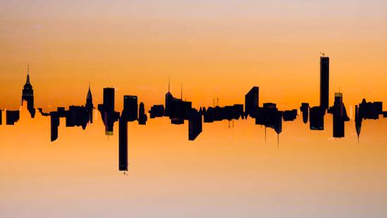 art prints - City Rhythm by Nick Johnson