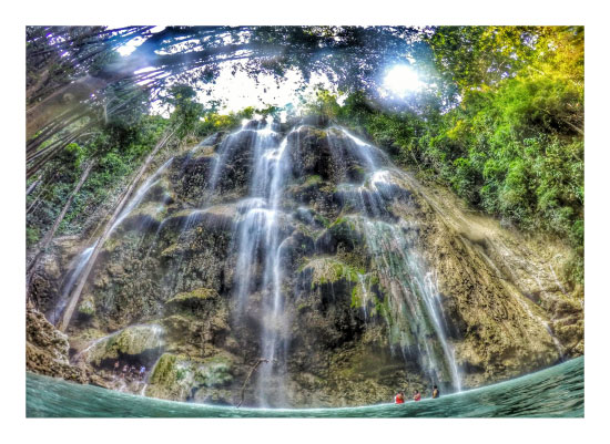 art prints - Waterfalls by Joecel Grace D. Codera