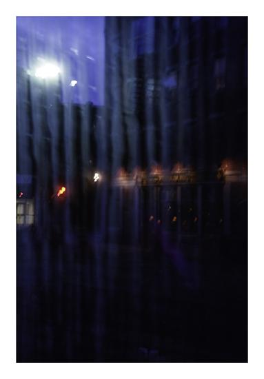 art prints - Blue night by LeeAnne Mallonee