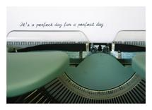 Perfect Day by Erynn Mozier