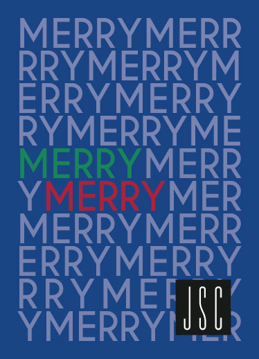business holiday cards - Merry All the Way by Gaucho Works