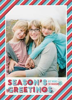 Stripy Holiday Seasons