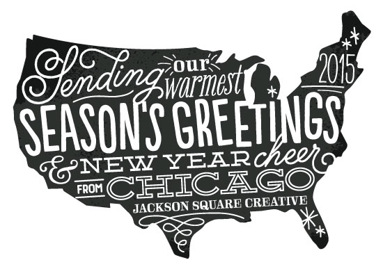 business holiday cards - Stateside by Jessie Steury