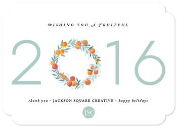 a fruitful new year