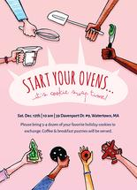 Start Your Ovens by Erin Perry